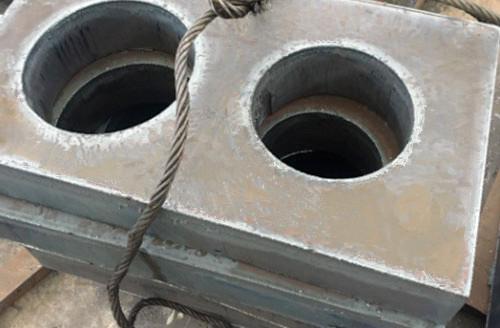 佳龙 异形特厚钢板切割