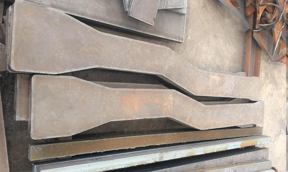 佳龙 异形件钢板切割