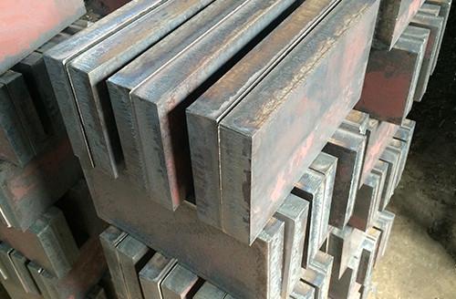佳龙 方形钢板数控切割