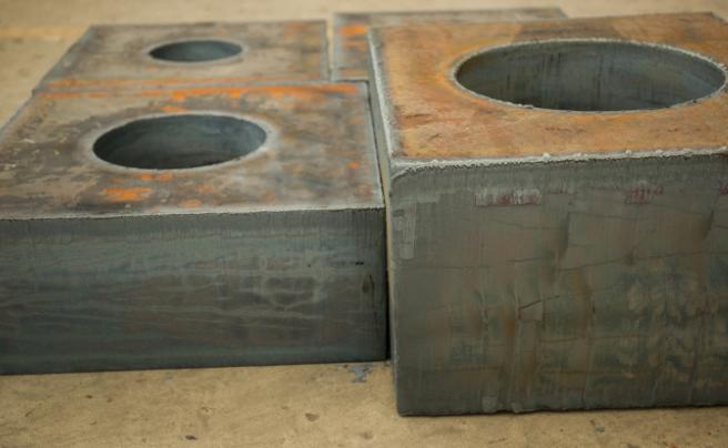 佳龙 特厚钢板切割